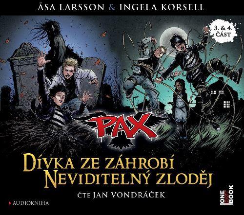 PAX - Dívka ze záhrobí/Neviditelný zloděj